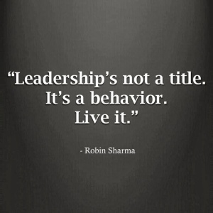 Image result for step up be the leader
