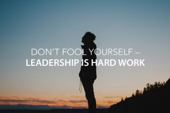 Image result for leadership is hard